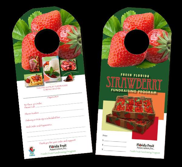 Strawberries Brochure